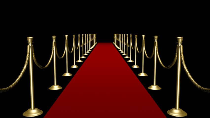 Oscars red carpet backdrop